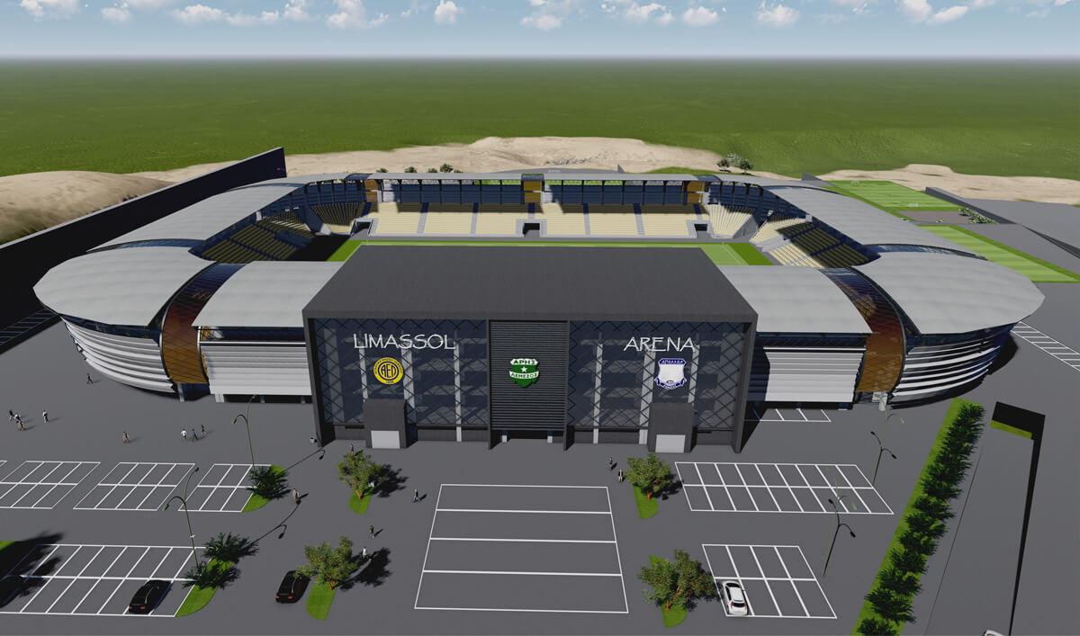 Limassol New Stadium