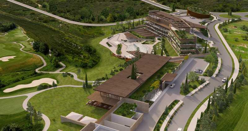 Stamataris Golf Resort